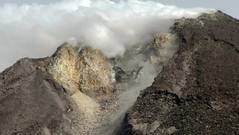 Kilkadziesiąt rannych po wybuchu wulkanu