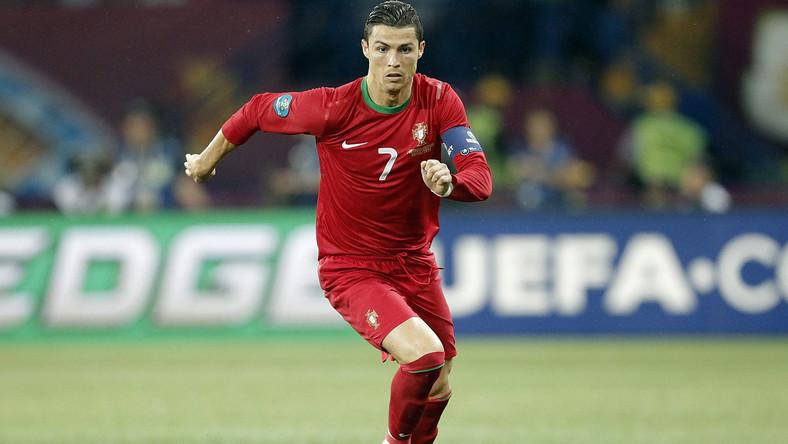 Piłkarz reprezentacji Portugalii