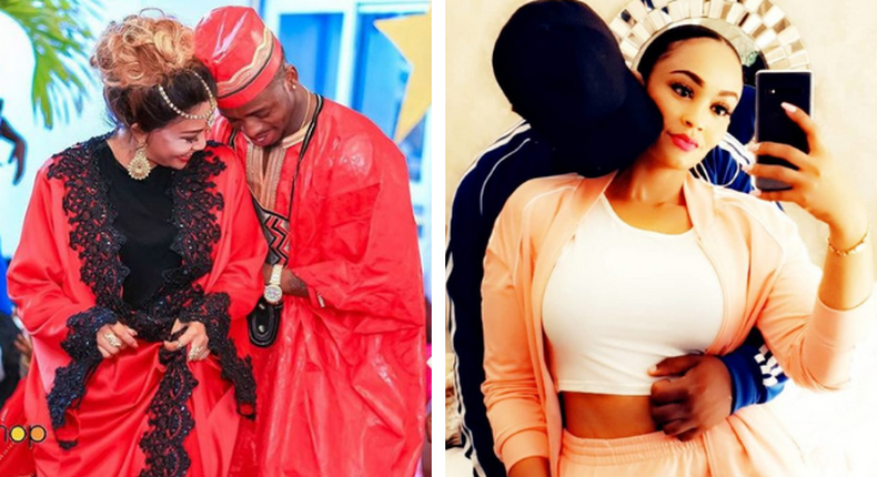 Zari rubbishes Diamond's house whilst flaunting King Bae's palatial mansion