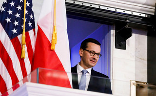 Morawiecki: Układy, sitwy, kamaryle to jest to z czym teraz walczymy