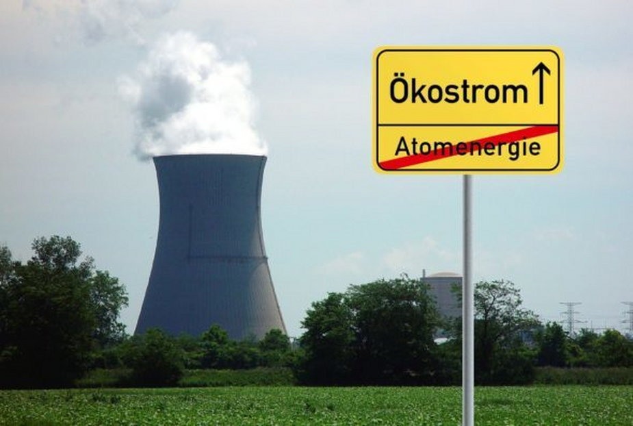 Protesty przeciwko atomowi w Niemczech. Fot. Pixabay