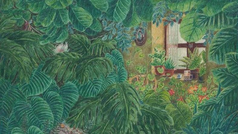 """""""Zgubiona dusza"""": ilustracja"""