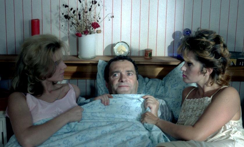 Ewa Kasprzyk w filmie Kogel Mogel