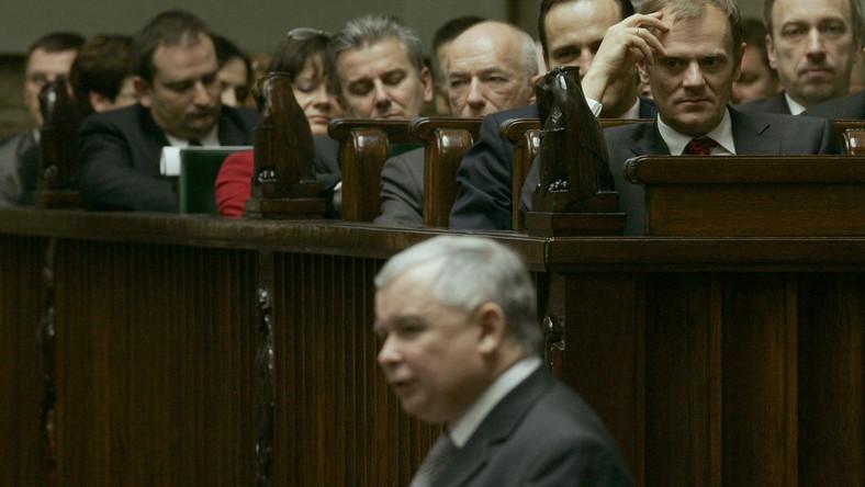 Poznaj szczegóły listu Kaczyńskiego do Tuska