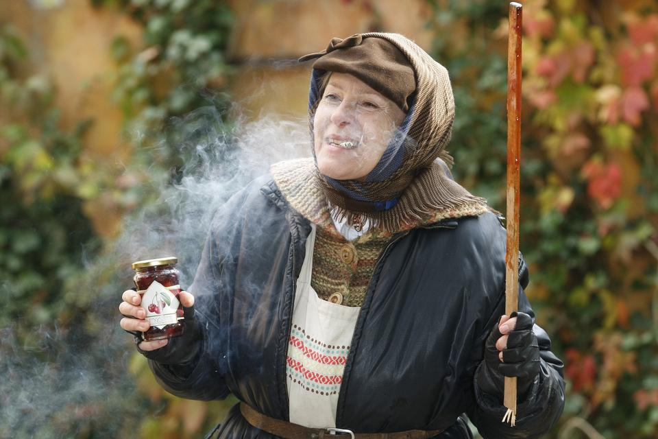 """Agnieszka Mandat w Teatrze Telewizji """"Rosyjskie Konfitury"""" (2009)"""
