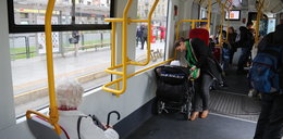 W nowych tramwajach nie ma biletomatów
