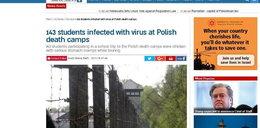 """Izraelski portal oskarża: podtruli nam studentów w """"polskich obozach śmierci"""""""