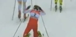 Kowalczyk upadła. Nie ma medalu!