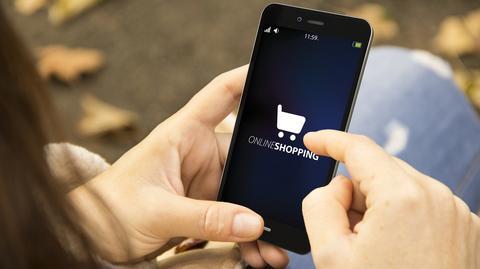 Polscy e-klienci coraz częściej kupują przez smartfona lub tablet