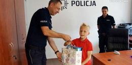 9-letni Arek nie odpuścił złodziejowi!