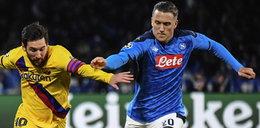 Barcelona chce Zielińskiego. Polak może zostać kolegą Messiego!