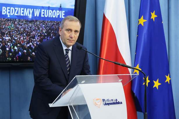 Schetyna przypomniał, że warszawski szczyt to inicjatywa byłego prezydenta Bronisława Komorowskiego - to on na poprzednim spotkaniu NATO w Newport, w Walii zaproponował, by następne odbyło się w Polsce.