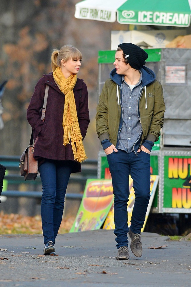 Taylor Swift i Harry Styles