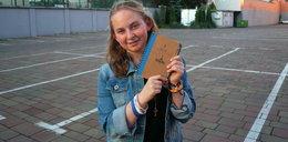 Pomogliśmy Oli odzyskać pamiętnik