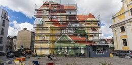 Powstaje trójwymiarowy mural na Śródce
