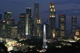 Poslovni centar Singapura