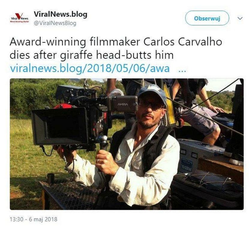 Carlos Carvalho († 47 l.)