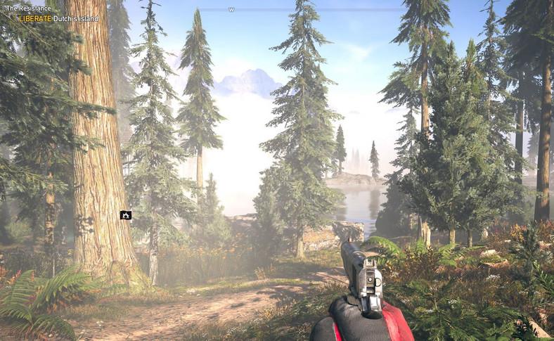 Far Cry 5 na Xbox One X