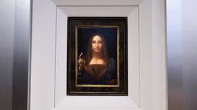 Obraz Leonarda Da Vinci trafi na aukcję