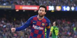 Lionel Messi ćwiczy razem z synem.Film robi furorę w sieci