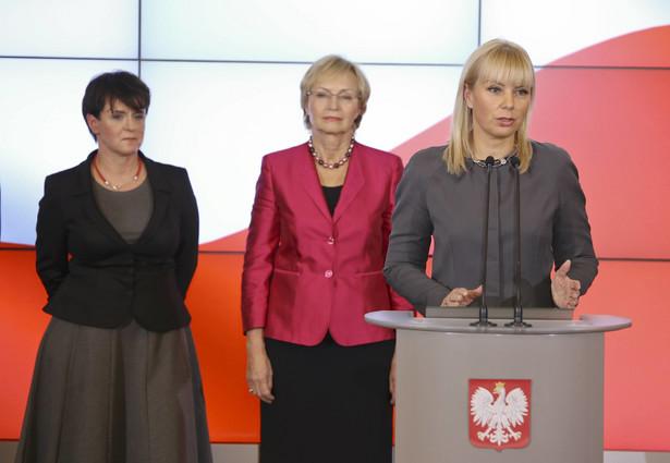Elżbieta Bieńkowska, wicepremier, minister infrastruktury i rozwoju