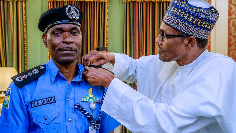 Image result for Acting IGP: Over 1,000 killed, 685 kidnapped in first quarter of 2019