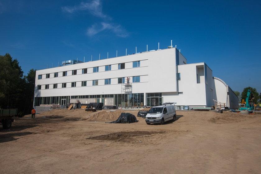 Ośrodek sportowy na Naramowicach