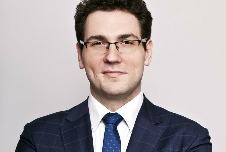 Mariusz Palian, aplikant adwokacki w kancelarii Chmielniak Adwokaci