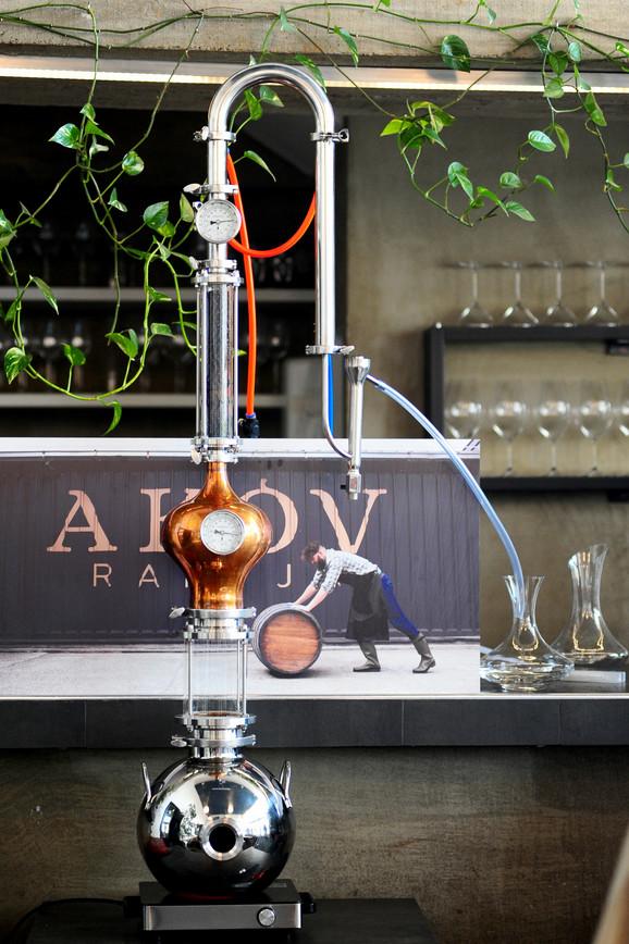Destilator Akov rakije
