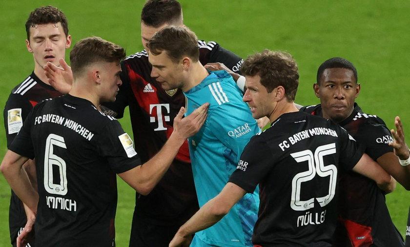 Football: Bundesliga - day 27: RB Leipzig v Bayern Munich