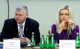 Sąd w Gdańsku: Wezwanie Wassermann na świadka to pomyłki sekretarza sądowego