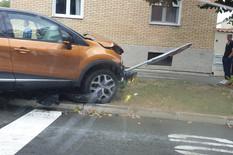 Saobraćajna nesreća u Pančevu
