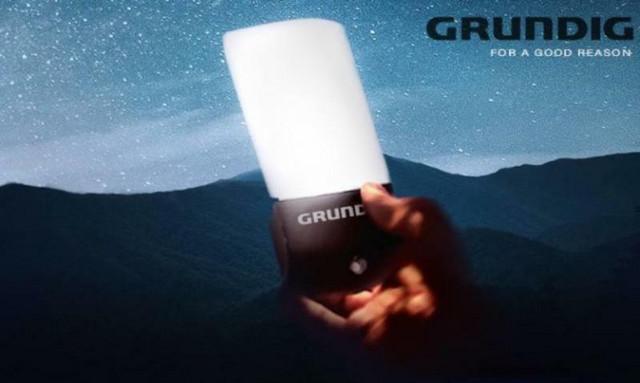 Grundig LED noćna lampa