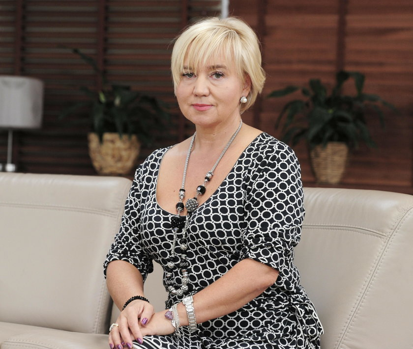 Ewa Trzepla, była szefowa CM WUM