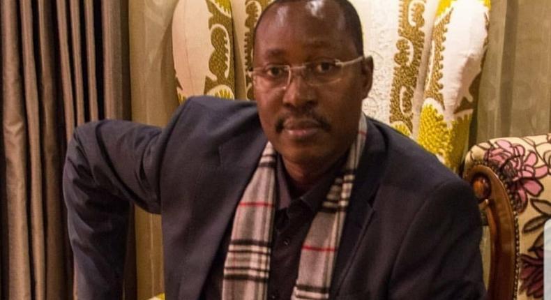 Former Youth Fund Boss Bruce Odhiambo