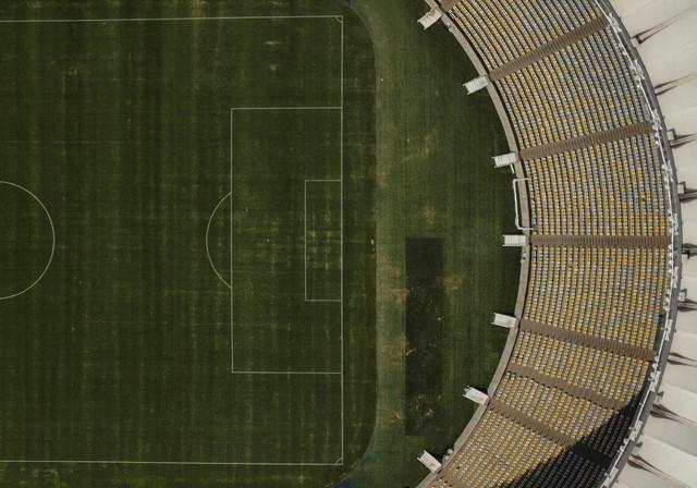 "Marakana u Rio de Žaneiru juče je proslavila 70. ""rođendan"" - pusta"