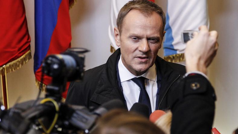 Tuskowi nie podoba się wniosek o Trybunał Stanu