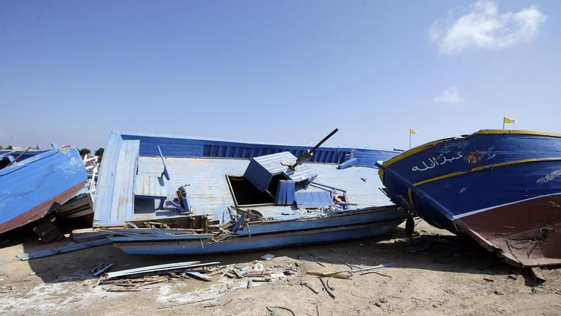 Kolejna tragedia koło wyspy Lampedusa. Zatonęła łódź z imigrantami