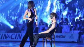 Justyna Steczkowska na turnieju tanecznym
