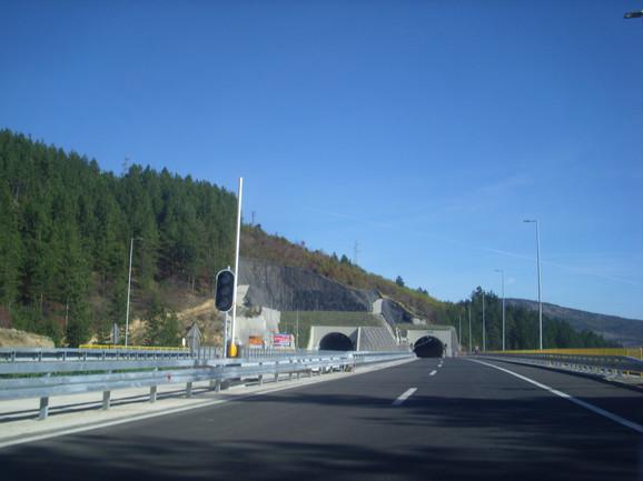Autoput Pirot- Dimitrovgrad