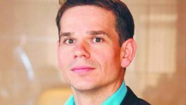 Andre Gerstner, prezes spółki Groclin