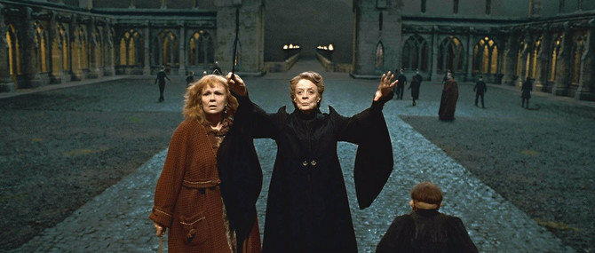 U filmskom serijalu o Hariju Poteru