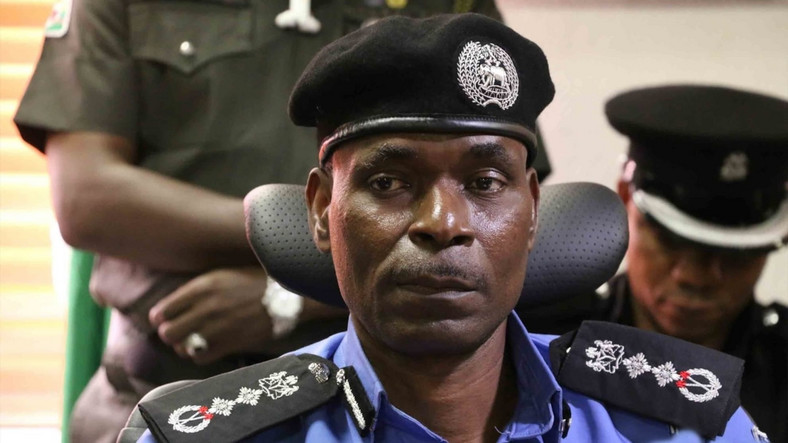 Police say the suspects are being interrogated by Edo SARS Superintendent, Richard Balogun. (Image of IGP. Mohammed Adamu used for illustrative purpose) [Sahara Reporters]
