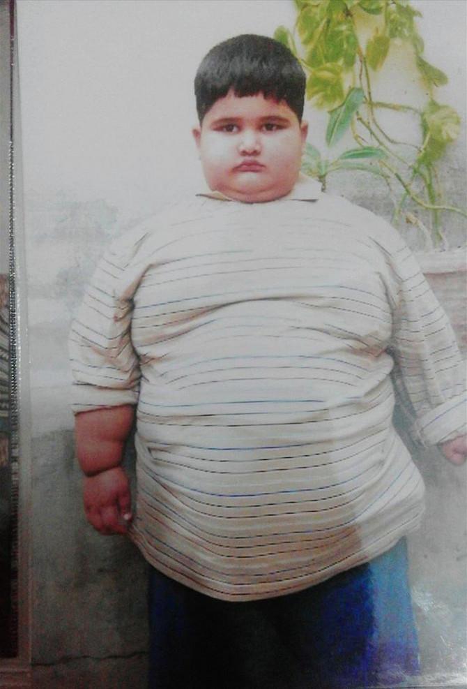 Muhamed je od rođenja jeo za petoro, kažu roditelji