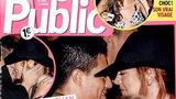 Nasri zdradził dziewczynę z Lindsay Lohan!?