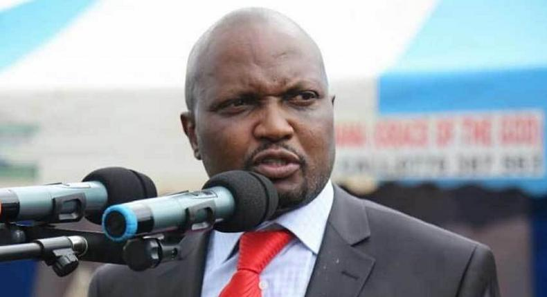 Moses Kuria reveals why he has decided to work with DP party