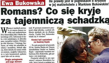 Żona polskiego aktora ma romans?! Widziano ją z...