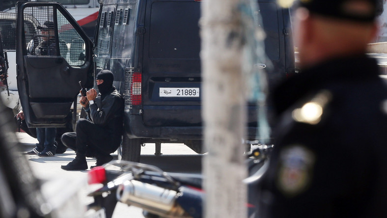 TUNEZJA: Atak terrorystów w Tunisie. Są zabici i ranni