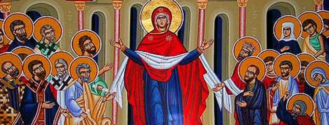 Običaji koji prate Pokrov Presvete Bogorodice