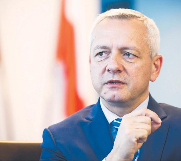 Marek Zagórski, minister cyfryzacji fot. Wojtek Górski